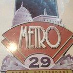 Фотография Metro 29 Diner