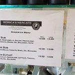Foto de Monica's Mercato & Salumeria