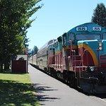 Mt. Hood Railroad-billede