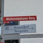 Weihenstephan - map