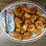 3 way seafood combo