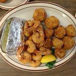 2 way seafood combo