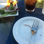 Bent fork :)
