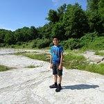 ภาพถ่ายของ Devonian Fossil Gorge