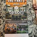 Bilde fra Tesori Trattoria & Bar