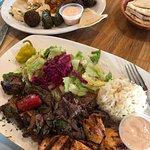 Bild från Hummus Mediterranean Kitchen