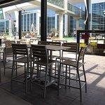 Liberty Tavern - Omaha Hilton - Outside, Al Fresco Dining for Restaurant and Bar