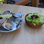 De beste oesters zijn hier verkrijgbaar