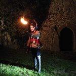 Noční prohlídka hradu Lipnice