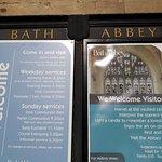 Abbey & surrounding