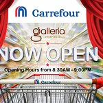For all your household needs - Carrefour has you covered. Come upto our Mezzanine floor today!