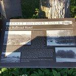 former railroad hotel
