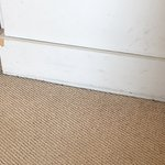 skirting board in bedroom