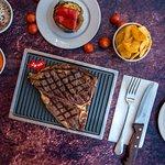 American Porter House T-Bone Steak (approx.500gr)