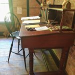 Cole's studio at Thomas Cole National Historic Site
