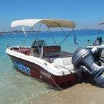 Φωτογραφία: The BigBlue Motorboat Rentals
