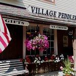 Village Peddler Sign