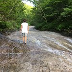 Walk on Warm Water