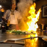 Foto de Kobe Japanese Steak House and Sushi