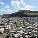 Cemetry near El Morro