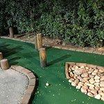 Minigolf Californien张图片