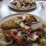 Restaurant La Faïss'a pizza