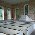 Inside Rodney Presbyterian Church