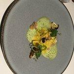 Langoustine ravioli