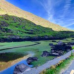 Stunning Gap of Dunloe which is easily accessible from the Larkinley Lodge