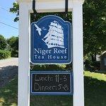 Foto de Niger Reef Tea House
