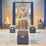 The Penn Museum houses one of the largest collections of Egyptian and Nubian material in the U.S