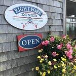 Billede af The Right Fork Diner