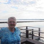 Dock at lakeside