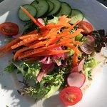 Thistle salad