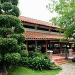 Main restaurant hall of Ben Nay