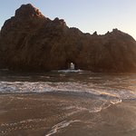 Foto de Praia Pfeiffer Big State, Big Sur, Califórnia