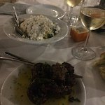Dinner by the sea - great quality , original taste and great service by Giorgios