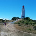 Dornbusch Lighthouse Foto