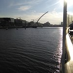 Evening sunshine in Dublin