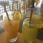 Foto van Beach Dog Cafe