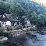 Foto di Fingle Bridge Inn