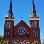 Sacred Heart Church facade