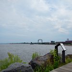 The Lift Bridge from further down the Lakewalk