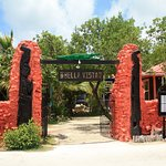Aji Tapa Bar & Restaurant - Main Road Entrance