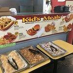 Kid's meal options