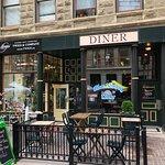 Bild från Blue Vinny Diner