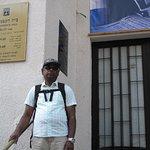 Det var meget interessant at få at se independente hall og vores guide var fantastisk. Vi har læ