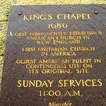 Foto de King's Chapel