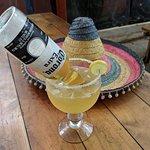 corona coupled with margarita!