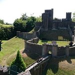 Model Castle & Village.